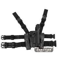 Tactical Level 3 Serpa Light Bearing Drop Leg Holster For Sauer P220 P226