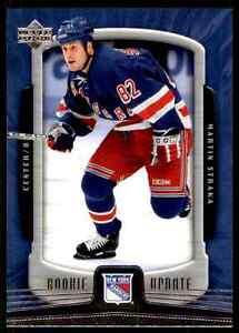 2005-06-Upper-Deck-Rookie-Update-Martin-Straka-64
