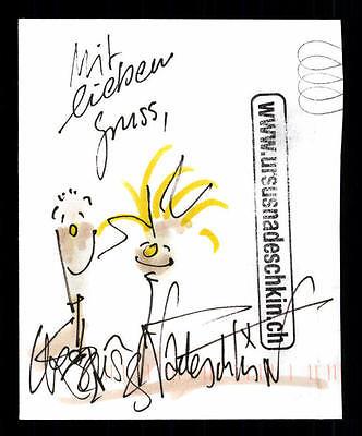 Musik Ursusnadeschkin Autogrammkarte Original Signiert ## Bc 42002 Die Neueste Mode