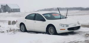 -37°C STARTS NOT PLUGDIN! 1998 Chrysler Concorde  226K $2700 obo
