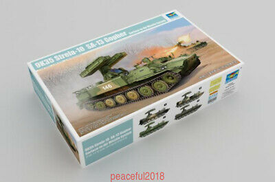 Trumpeter 5554 Russian SA-13 GOPHER in 1:35