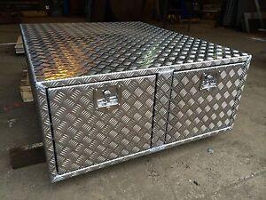 Heavy-duty-Aluminium-drawer-Navara-L200-Hilux-Ranger-storage-box