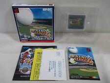NeoGeo Pocket Color -- Dynamite Slugger -- New!! Box. JAPAN Game SNK. 29259