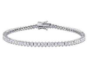Amour-Sterling-Silver-Cubic-Zirconia-Tennis-Bracelet