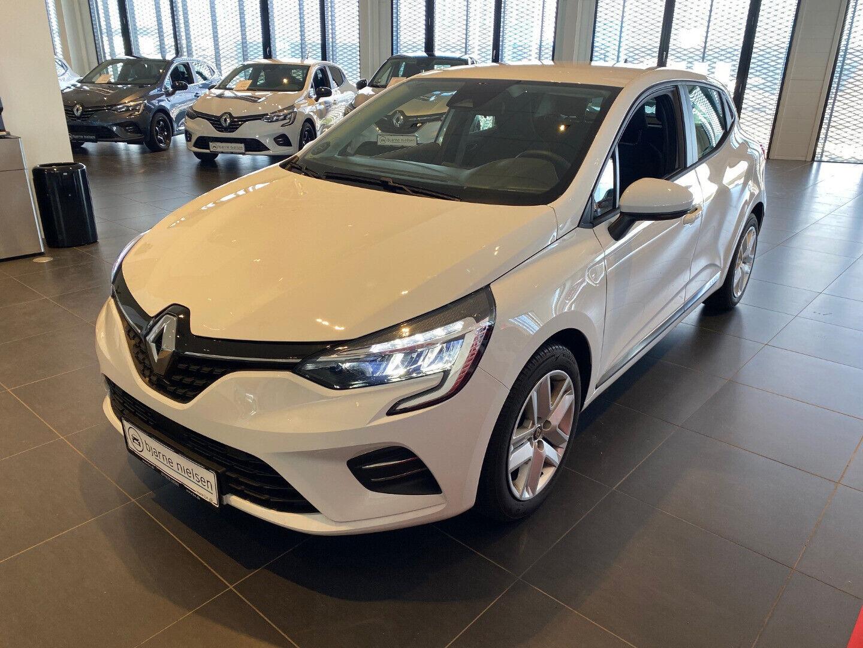 Renault Clio V Billede 1