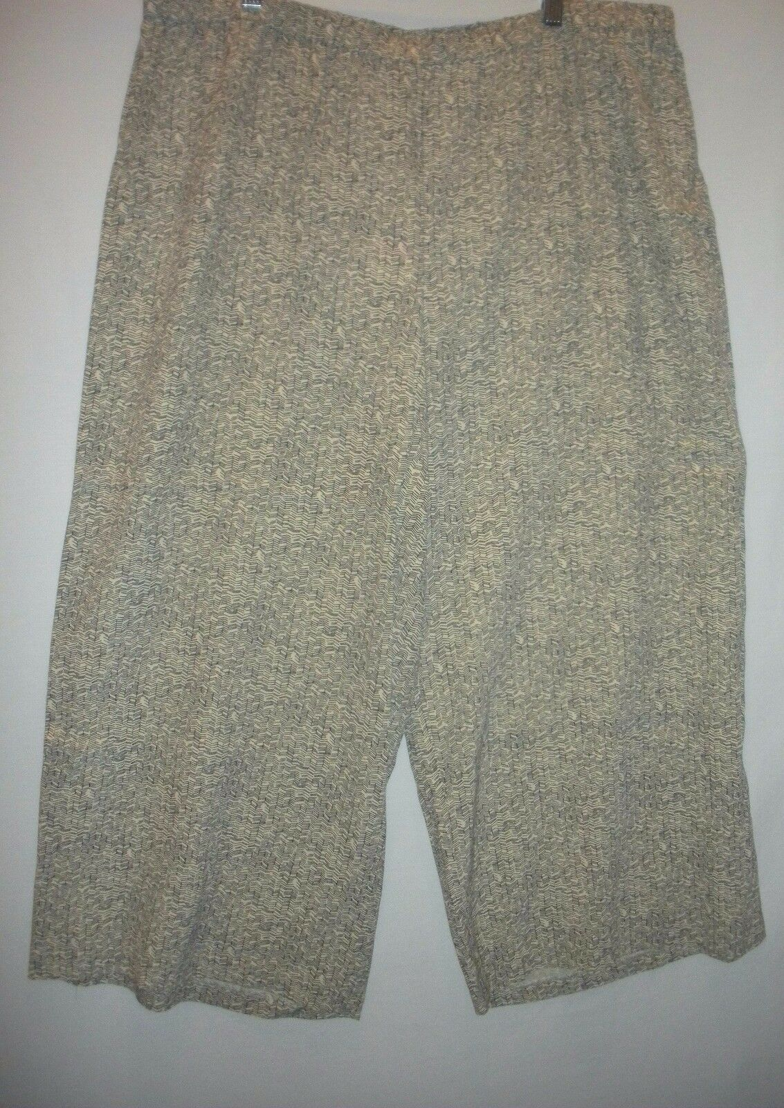 NEW with TAGS  EILEEN FISHER Wide Cropped Pant Size XL, MSRP  238
