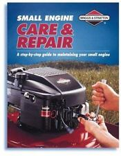 Small Engine Care & Repair: A Step-By-Step Guide to Maintaining Your S-ExLibrary