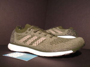 official photos 665bf cf1b8 Image is loading ADIDAS-ADIZERO-PRIME-LTD-NIGHT-CARGO-OLIVE-GREEN-
