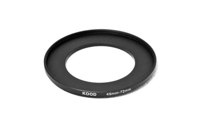 72mm a 67mm Cámara Anillo Retencion paso a paso anillo adaptador de filtro 72-67mm