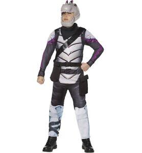 Dark Rex Child Boys Costume NEW Fortnite