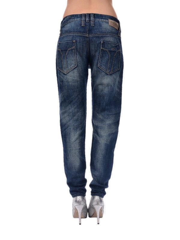 Miss Sixty Style Speed Jeans Hose Boyfriendhose boy fit W27 W28 W29 NEU - J33