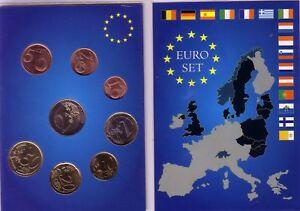 Série des 8 pièces de Finlande 2011, dans Euro Set.