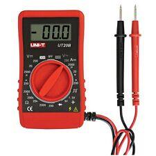 UNI-T UT20B Handheld Pocket Mini Digital Multimeter DMM Ohmmeter Voltmeter Ammet