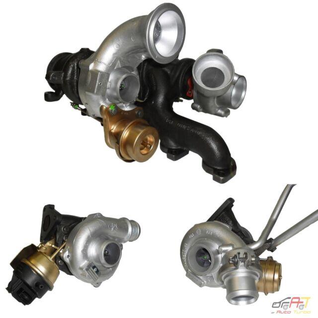 Bi Turbolader LANCIA Delta III 1.9 MJT Twinturbo 180 PS 10009700005