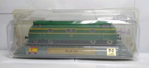 Del Prado diecast escala 1:160 Locomotora Renfe 340-España-Sellado
