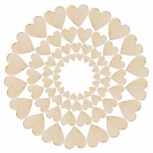 100pcs-Rustic-Wood-Wooden-Love-Heart-Wedding-Table-Scatter-Crafts-DIY-Decor-Mix