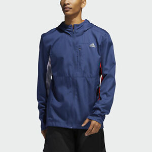 adidas Own the Run Hooded Wind Jacket Men's
