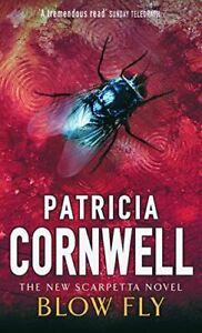 Blow-Fly-Scarpetta-Cornwell-Patricia-Very-Good-Paperback