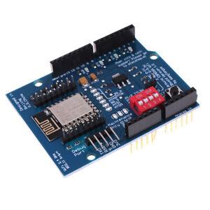 Esp-12E-Esp8266-Uart-Wifi-Wireless-Shield-For-Arduino-R3-ME