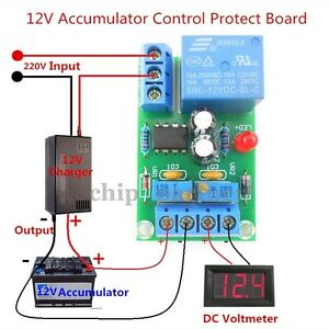 12V-Charger-Module-Power-Supply-Battery-Automatic-Charging-Protection-Board