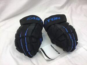 Easton-Synergy-80-Hockey-Gloves-Black-10-11-Mismatch-NWT-YGI-IHH-GL829