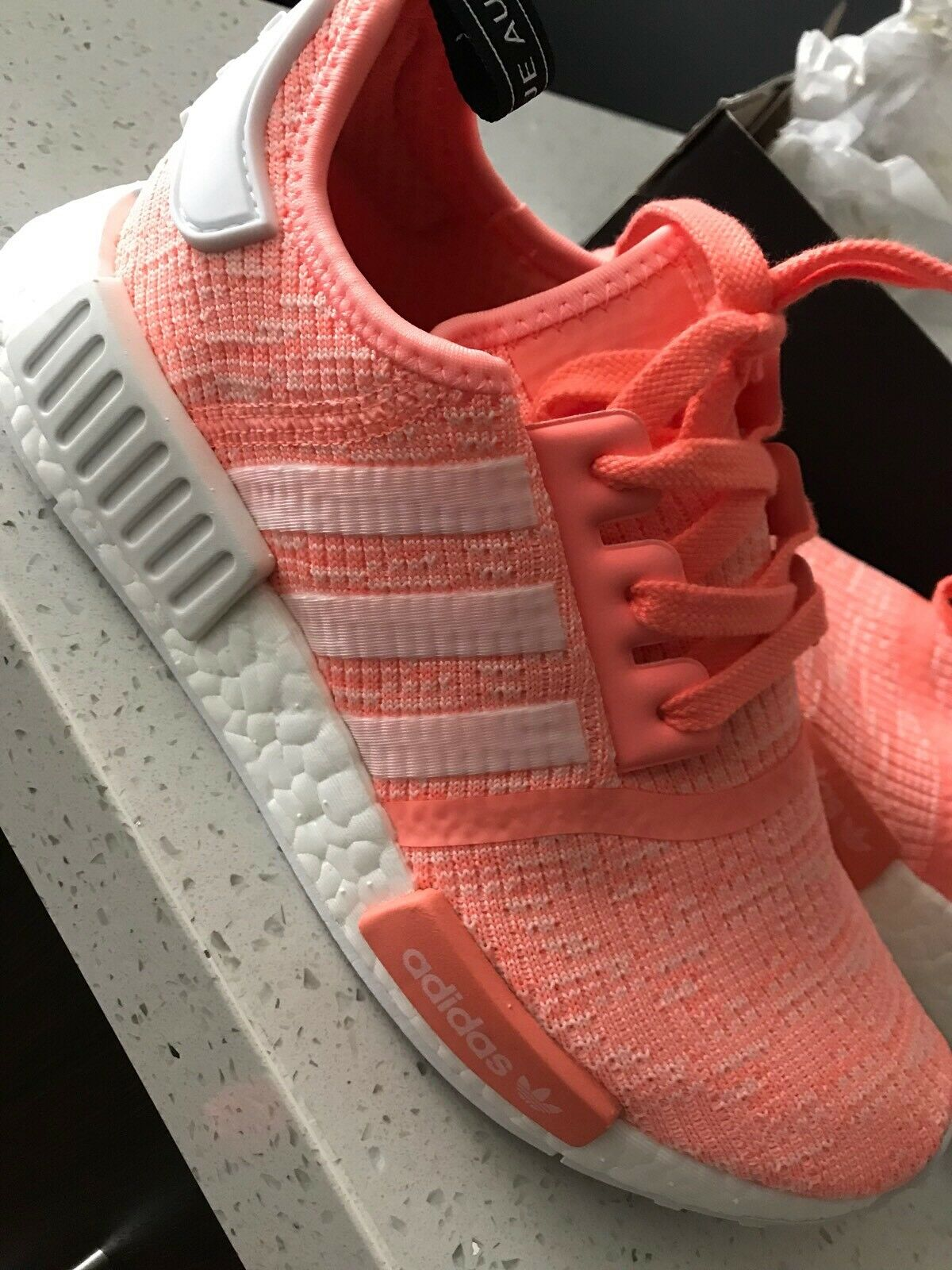 21a5c0d989f adidas nmd women Bright colors Athletic Athletic Athletic Shoes 580587