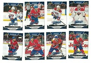 Montreal-Canadiens-2019-20-Upper-Deck-MVP-BLUE-PARALLEL-Team-Set-RC-FACTORY-SET