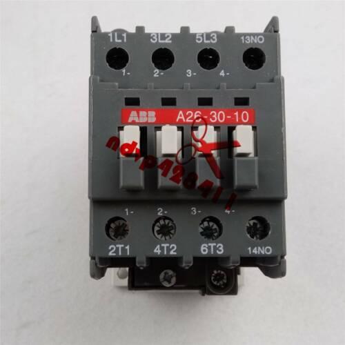 Contactor Abb A26-30-10 24V//220V//110V//380VAC Nueva
