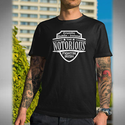 I/'m Not Surprised Mens T-Shirt UFC MMA Boxing Nate Diaz Inspired Conor McGregor