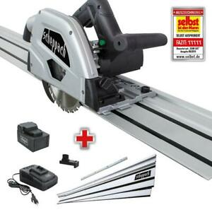 Scheppach-Battery-Diving-Saw-PL55Li-noir-3in1-Plongee-Saw-Hand-Circle-Saw