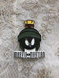 """Marvin the Martian /""""Saucer Rage/"""" Magnet from PUNCH Vintage 1998 Warner Bros"""