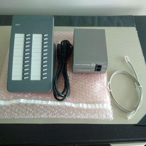 AVAYA LUCENT EXPANSION MODULE XM24 2EM-323 w// power 108544511,108544503 for D+M
