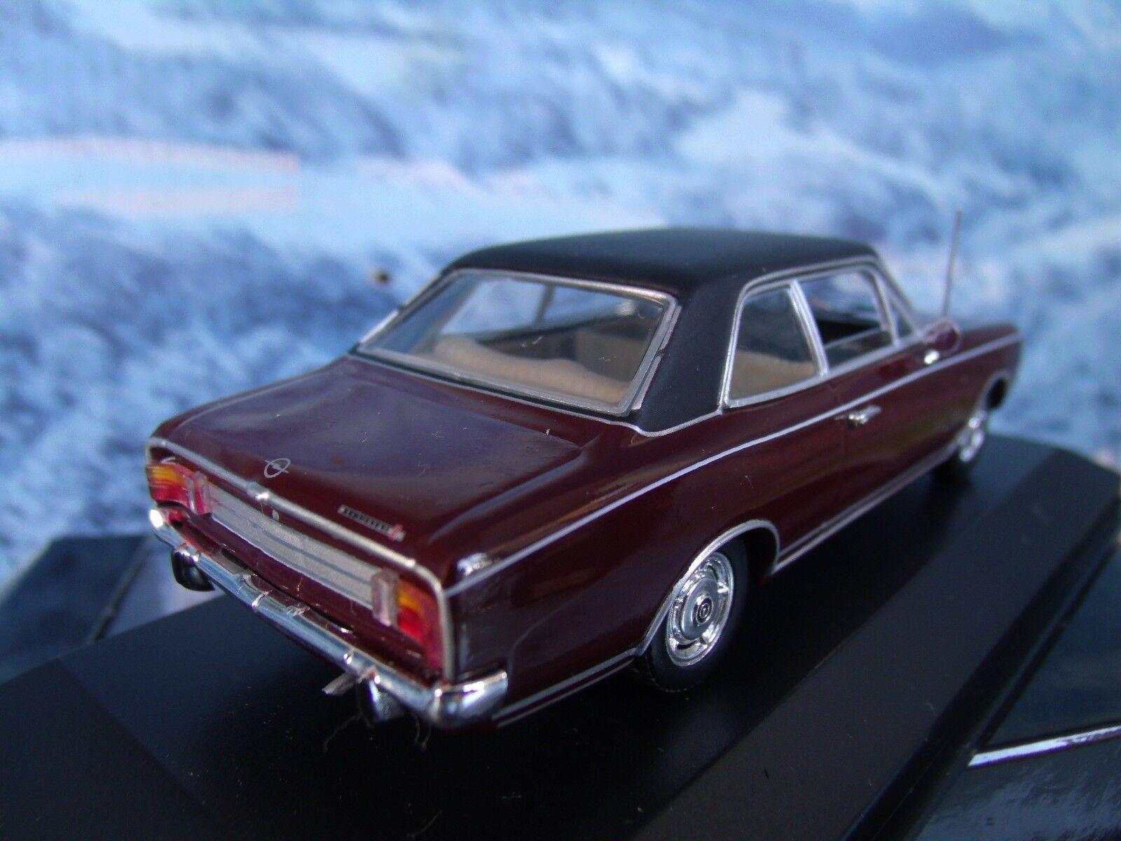 1 43  Minichamps Opel Commodore Commodore Commodore A 1966 60c4c6