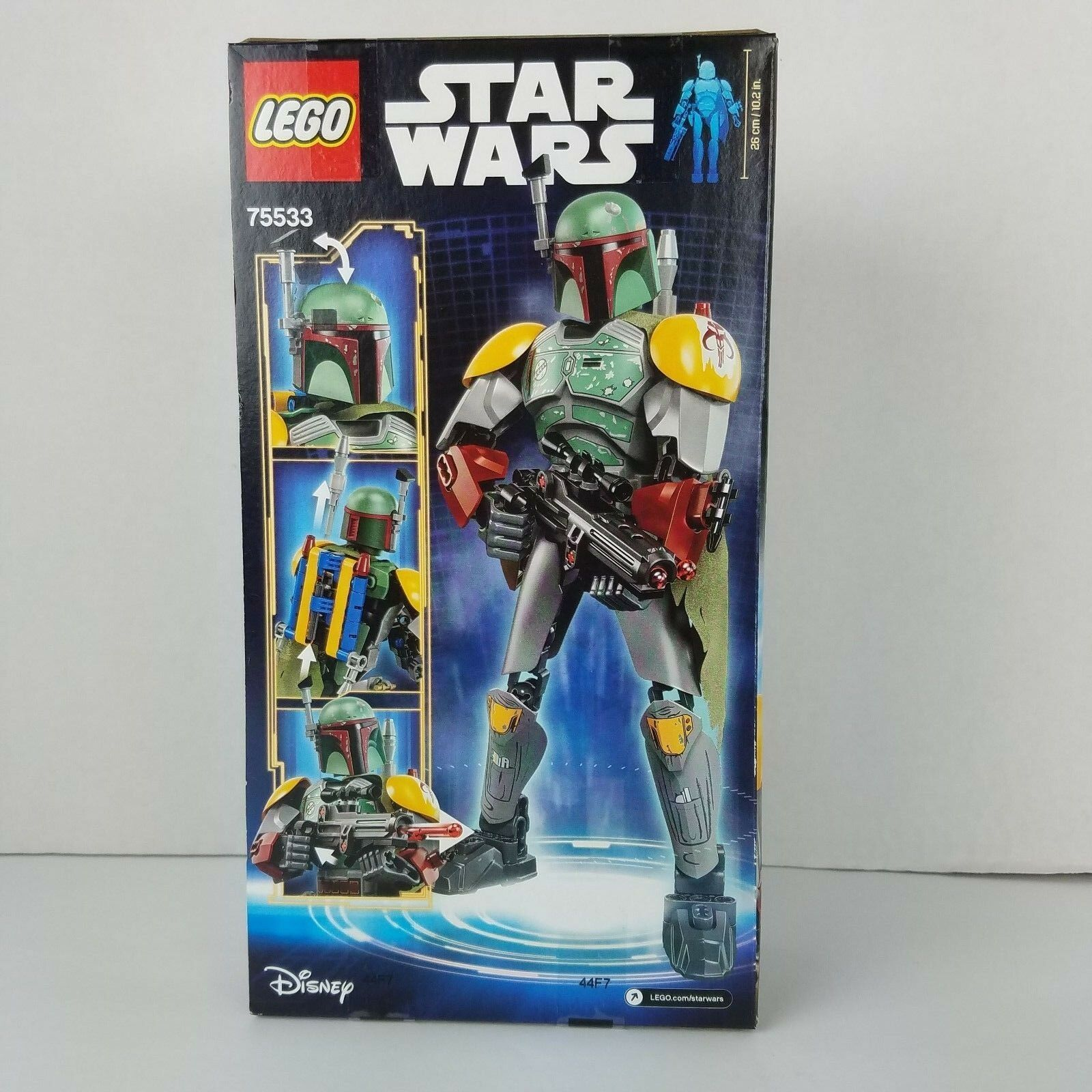LEGO Star Wars 2018 Boba Fett (75533) Buildable Buildable Buildable Figures 3c8df8