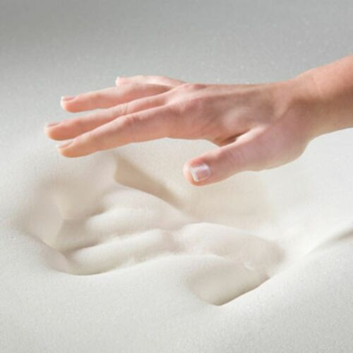 "Orthopaedic Hypoallergenic Memory Foam Mattress Topper SINGLE 1/"" 2/"" 3/"" 4/"""
