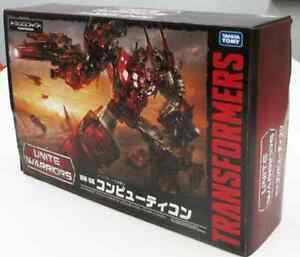 Transformers-Takara-Tomy-UW08-Unite-Warriors-UW-08-Computron-Figure-in-stock