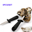 5PCS-Oysters-Knife-Opener-Shell-Scallops-Shellfish-Shucker-Open-Tools-Stainless thumbnail 1