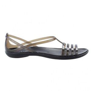 e5d2ca5fb858 Crocs Isabella Sandal 202465 - 001 Black Ladies Sandals Various ...
