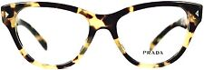 Prada Fassung / glasses VPR23S 52[]17 7S0-1O1 140  - 309 (57)