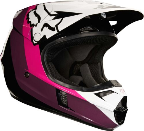 MX Motocross Dirt Bike Off-Road ATV Gear Fox Racing Youth V1 Halyn Helmet 2018