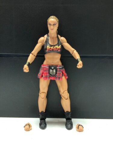 WWE Mattel Ronda Rousey Elite Series #77 Figure loose
