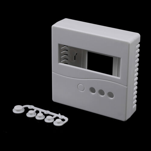 86 Plastic project box enclosure case for diy LCD1602 meter tester with butto MO