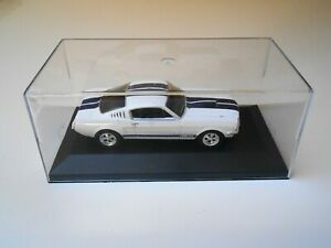 COCHE-FORD-MUSTANG-SHELBY-METAL-MODEL-CAR-MINIATURA-1-43-1-43-alfreedom
