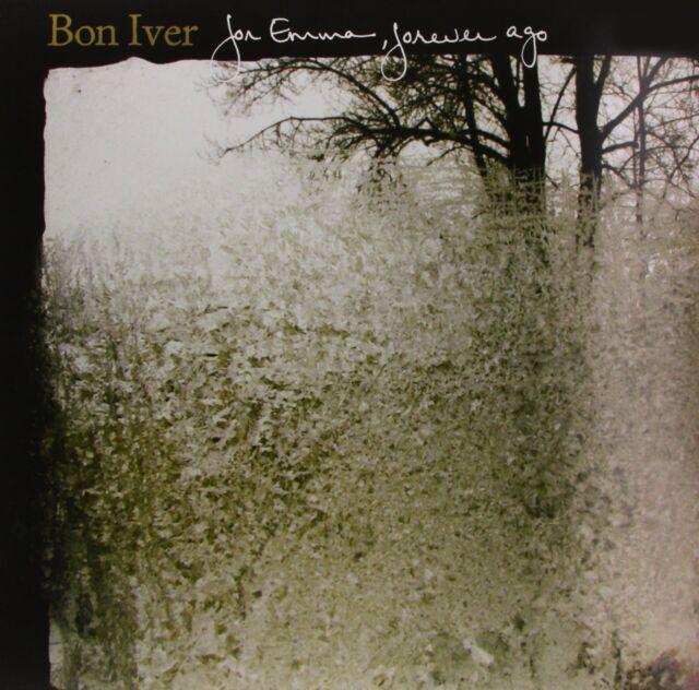 BON IVER FOR EMMA FOREVER AGO VINILE LP NUOVO SIGILLATO | Compra ...