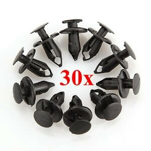30Pcs-8MM-Agrafe-Fixation-Rivet-Clips-Rivet-Pour-Honda-Kawasaki-Suzuki-Polaris