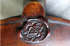 INTERESTING OLD FRENCH 4/4 VIOLIN see video RARE ANTIQUE fine バイオリン скрипка 952