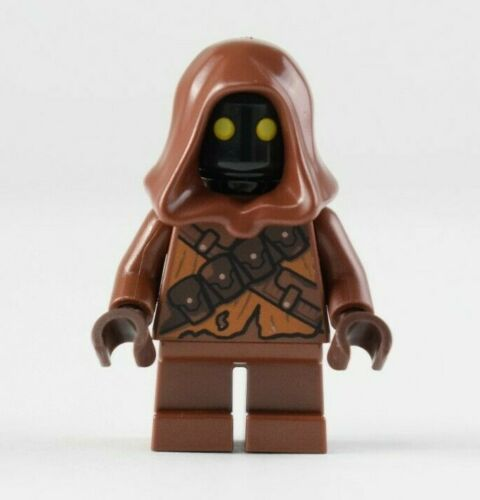 LEGO Star Wars Jawa Tattered Shirt Minifigure Minifig 100/% Authentic