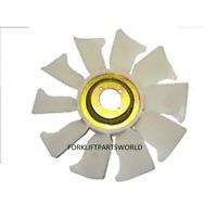 Caterpillar Forklift Fan Blade Gp20, 25k Parts 400