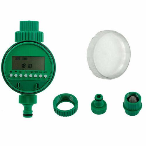 2 X Automatische Bewässerungsuhr Wasser Timer Wasserzeitschaltuhr Bewässerung DE
