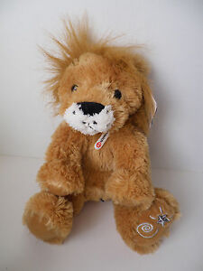Shining-Star-Soft-Toy-Russ-Lion-New-with-Tag-039-naming-your-own-star-039